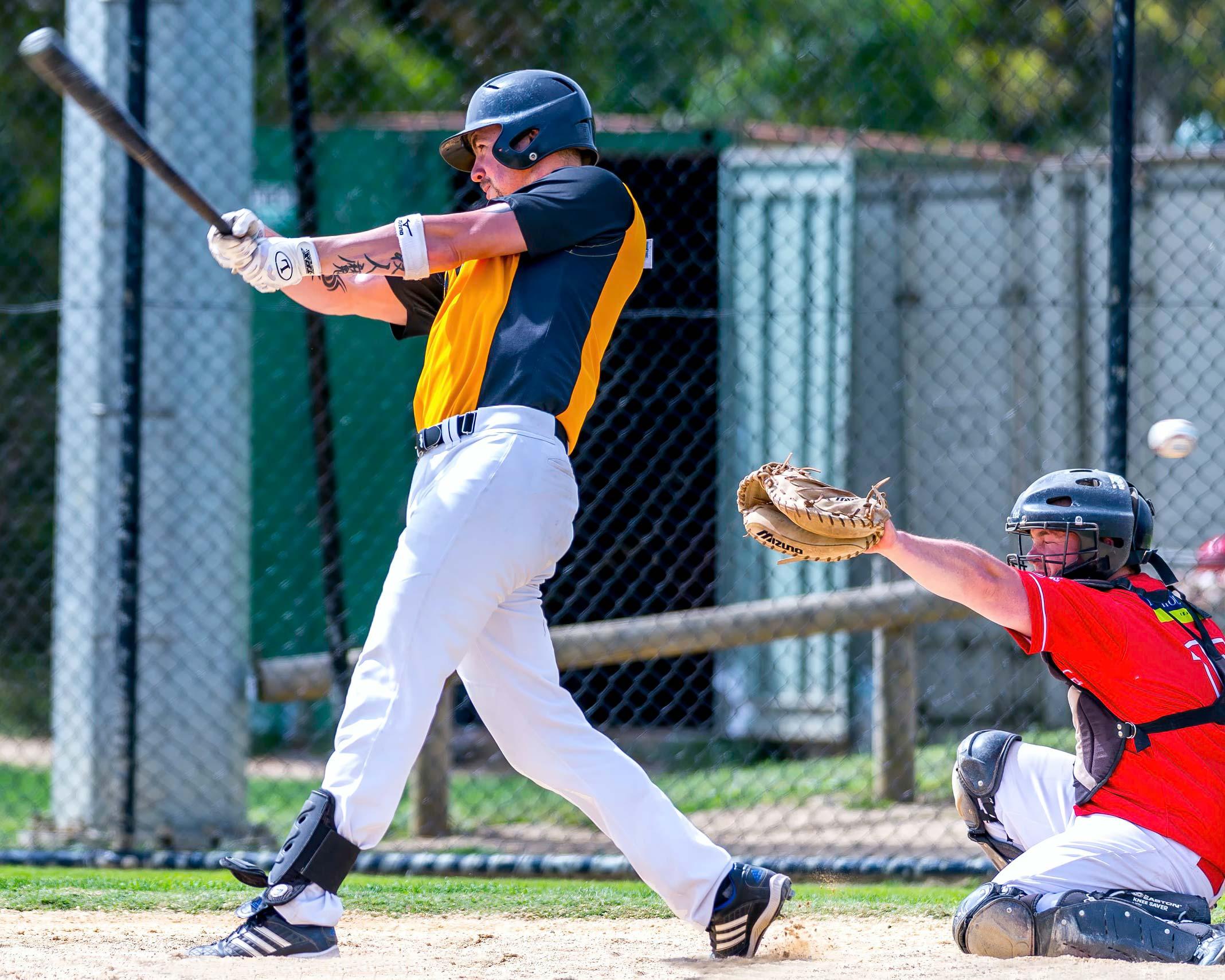 Men's-softball