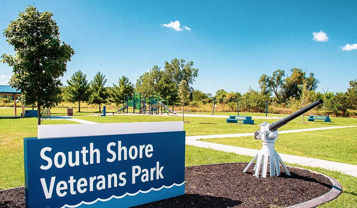 South Shore Veterans Park