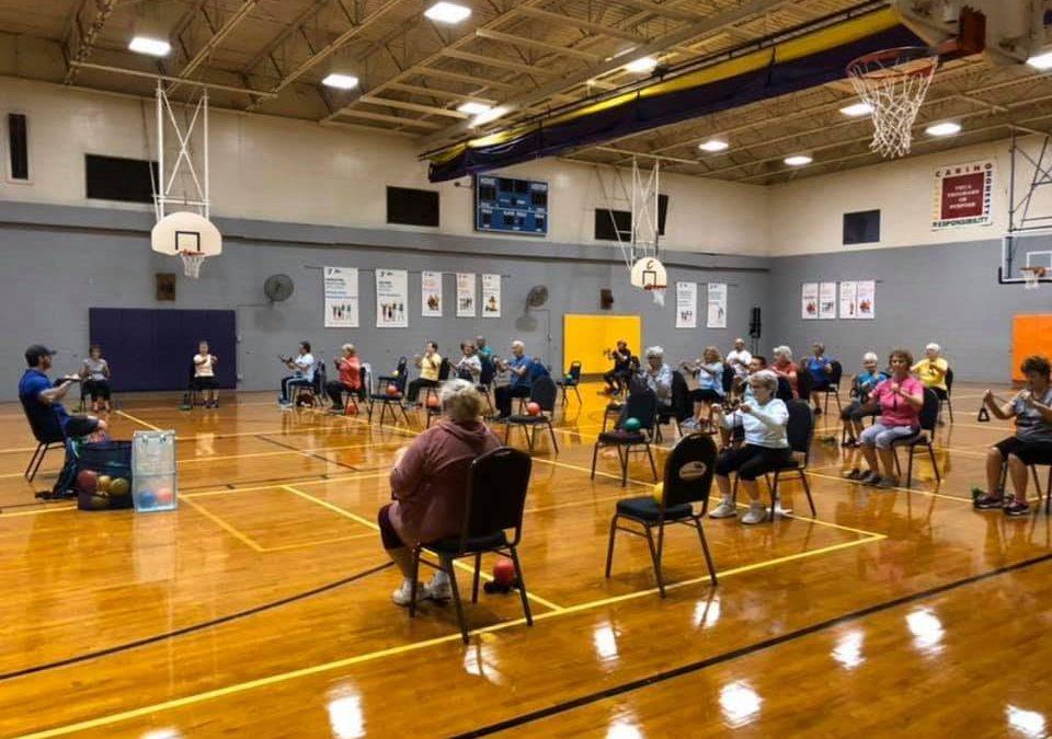 Active Older Adult Fitness Program